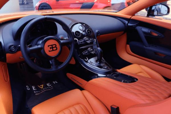 مزاد لبيع السيارة الأسرع في العالم بالمملكة1