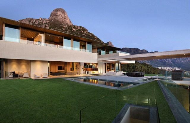 مليونير ألماني يشتري أغلى منزلٍ في أفريقيا بــِ19 مليون دولار أمريكيّ