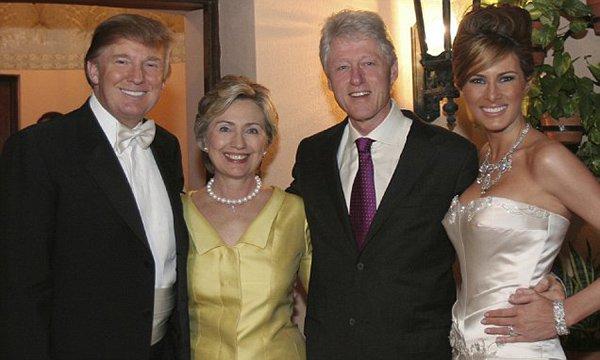 """تشيلسي كلينتون"""" (36 عاما) و""""إيفانكا ترامب"""