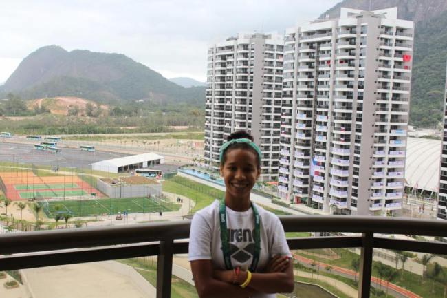 افتتاح الأولمبياد في البرازيل بمشاركة السودان3