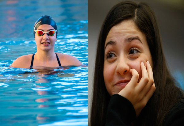 السورية يسرا مارديني.. من السباحة هربًا من الموت إلى الأولمبياد