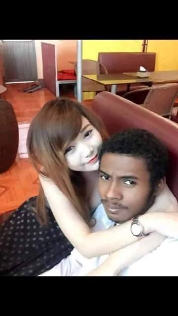 قصة حب بين شاب سوداني وفتاة كورية تجتاح مواقع التواصل السودانية