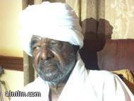 وفاة القيادي الاسلامي البارز  الشيخ يس عمر الامام