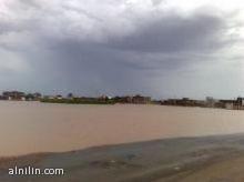 السودان:الارصاد الجوي ، هطول الأمطار في معظم انحاء البلاد