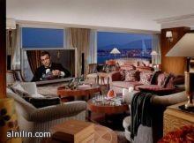 بالصور: أغلى جناح فندقي في العالم سعر الليلة فيه 300 ألف ريال