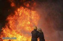 حريق بمنزل  ريك مشار النائب السابق لرئيس جنوب السودان
