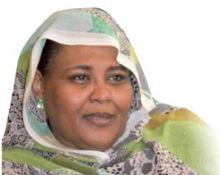 مريم الصادق : مستعدة لخوض الإنتخابات الرئاسية القادمة
