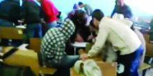 أطباء سودانيون  غاضبون  من وكالة إستقدام يمزقون إمتحانات زملائهم !!