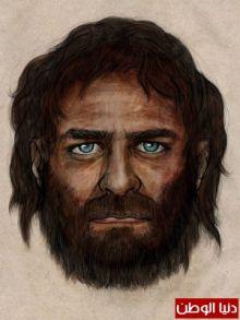 بالصور اول انسان يملك عيون زرقاء عاش منذ 10,000 سنة .. كل من لديه عيون زرقاء تعود أصوله لعائلة صيادين في البحر الأسود