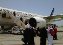 موظف بالخطوط السعودية يمنع عاملة منزلية من صعود الطائرة مع كفيلها