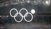خلل فني في افتتاح أولمبياد سوتشي