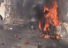 مجزرة في الحيدرية بحلب جراء القصف بالبراميل المتفجرة
