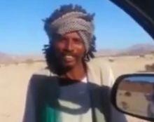 السودانيون بخير .. فيديو الراعي السوداني ينتشر عبر محطات فضائية عربية ومكافاة 20000 ريال ، ساعد بالبحث عن الراعي وانشر هذ الخبر