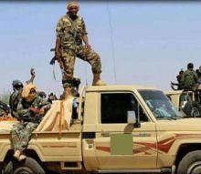 الدعم السريع تستعرض قواتها بأكثر من «400» عربة بشوارع نيالا