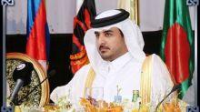 """مواجهة بين الأمير """"تميم"""" أمير قطر ووالده بسبب أزمة الخليج"""