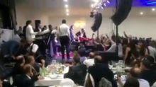 بالفيديو: كيف تحولت حفلة علي الديك بأستراليا إلى ملاكمة