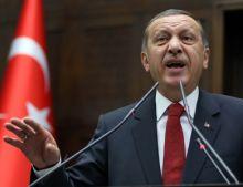 أردوغان وجه شتيمة معادية لإسرائيل لمتظاهرين