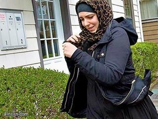 """أول صورة لزوجة مفجر بوسطن الأميركية كاثرين - نشرتها """"ديلي ميل"""" البريطانية - أبريل 2013م"""