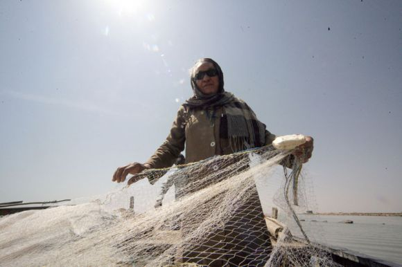 صيد الاسماك في السودان