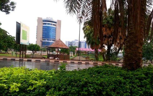 العاصمة السودانية ـ الخرطوم ـ في صباح خريفي جميل