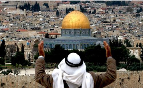 وفاة خطيب المسجد الاقصى حامد البيتاوي