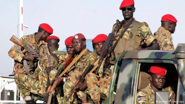 تخريج وتأهيل أكثر من ألف مقاتل للجبهة الثورية من معسكر نيوسايت بدولة جنوب السودان