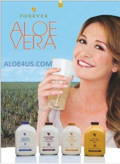 FOREVER LIVING PRODUCTS ALOE