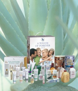 natural aloe vera based products