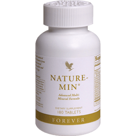 Nature Min Multivitamin Mineral from Forever Living