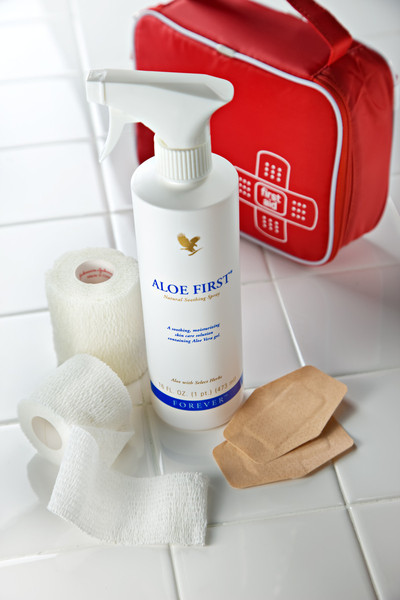 Aloe First Spray