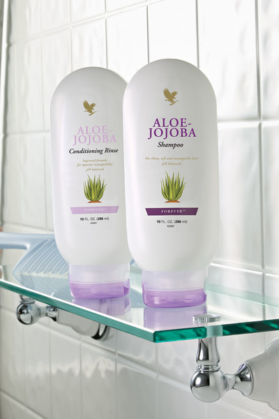 Jojoba Shampoo & Conditioner