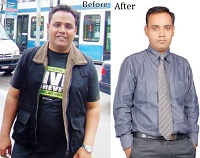 Krishan Weight loss testimony sm