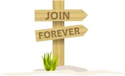 join forever icon - Accueil