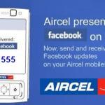 Aircel Facebook Plan