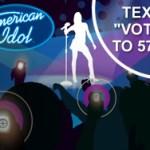 American Idol Short code