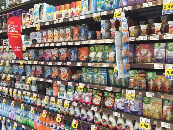 Decisions, decisions at Ralph's!