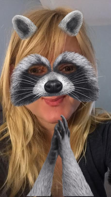 Fun with animal filters.