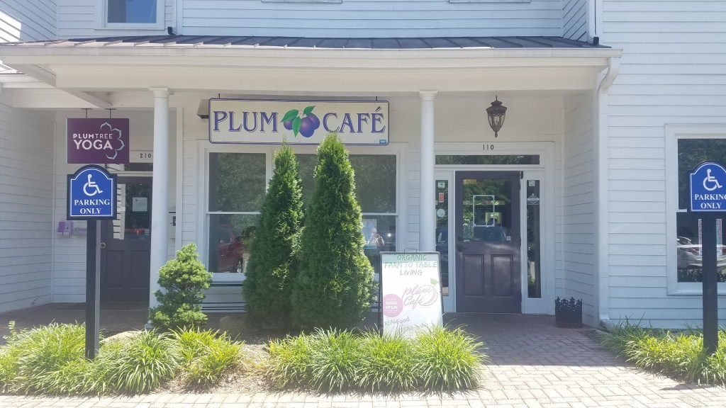 The Plum Cafe in Roswell, Georgia