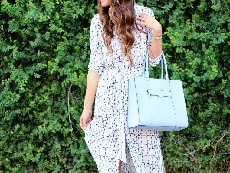 Ankle Length #WorkwearWednesday dress via A Lo Profile
