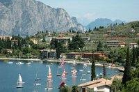 Sport und Freizeit in Riva am Gardasee: Surfen, Klettern ...