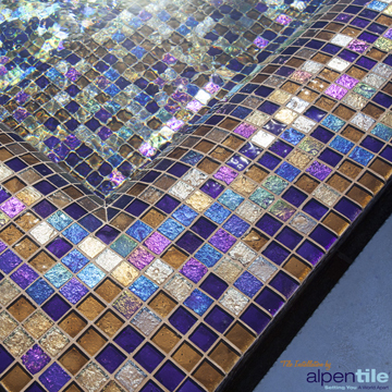 Royal pool tile blend