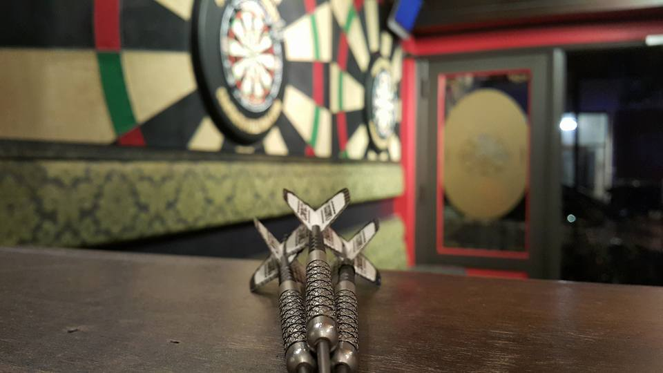 Where to play darts in New York