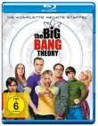 The Big Bang Theory - Die komplette 9. Staffel [Blu-ray]
