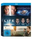 Arrival / Life / Passengers Limited Blu-ray Edition