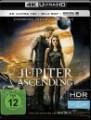 Jupiter Ascending (4K Ultra HD) [Blu-ray]