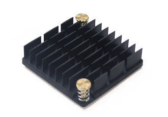 News Announcement Of Pushpin Attached Heat Sinks No
