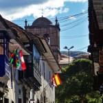 La ville de Cuzco