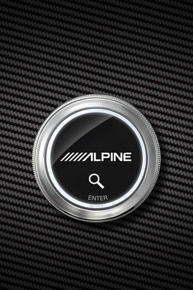 Car Audio Wallpaper Phone Alpine Wallpaper Mobile Phone