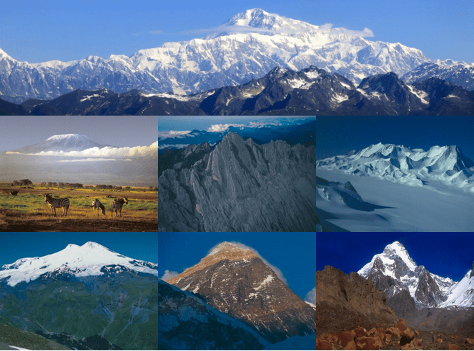 Ice Fall Wallpaper Seven Summits Climb The 7 Summits With Aai