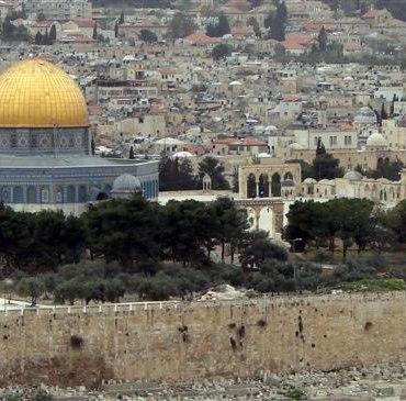 Jerusalen - Al Quds - Mezquita de La Roca